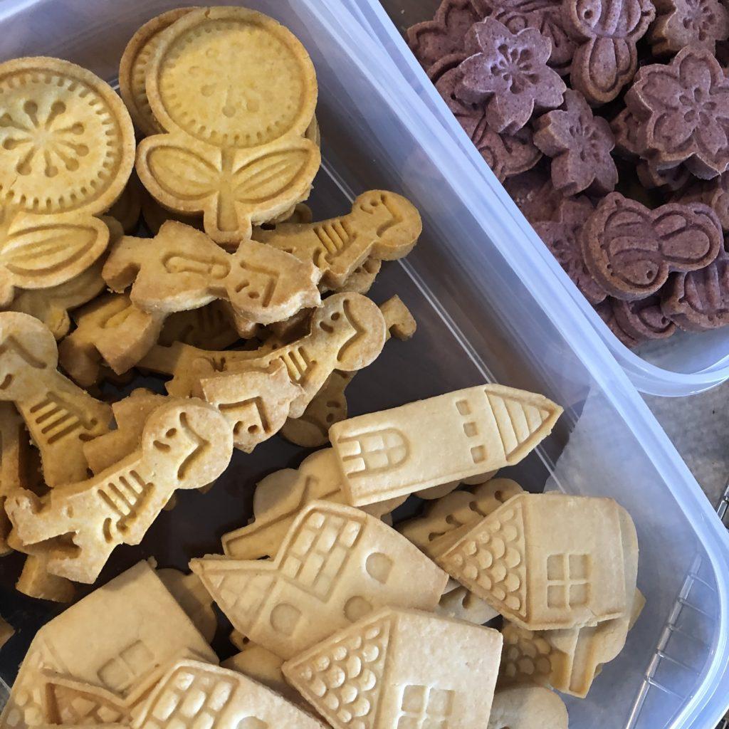 宮野さんの型抜きクッキー(特定原材料7品目不使用)
