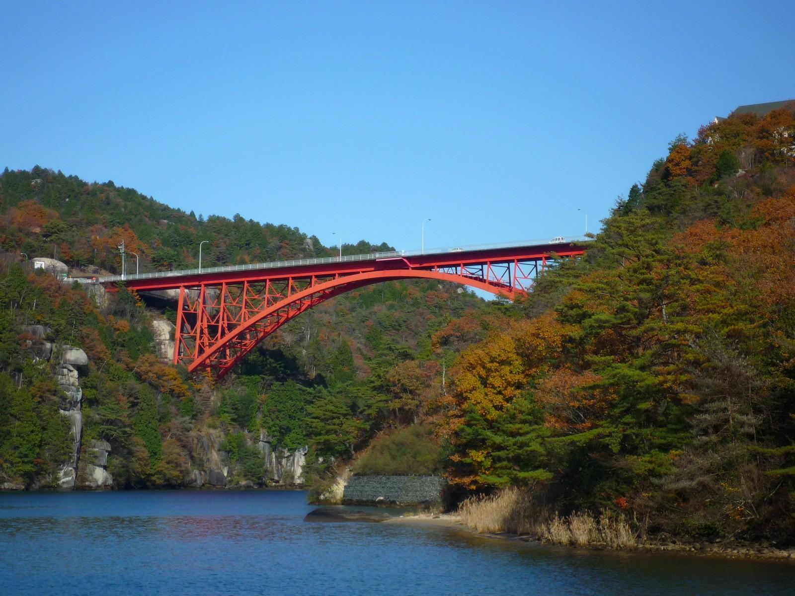 恵那峡大橋2